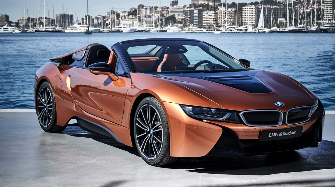 Which One Would You Buy Bmw I8 Roadster Audi R8 V10 Spyder